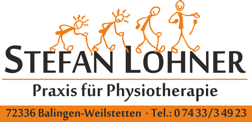 Physiotherapiepraxis_Stefean_Lohner - weba IT Logo